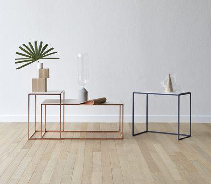 Tavolini di design da ufficio e sale d 39 attesa plan urban for Tavolini da ufficio