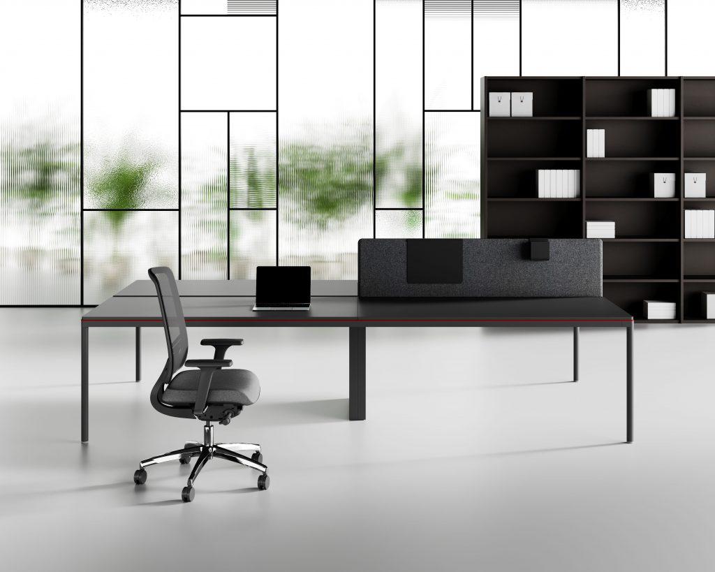 Scrivanie operative per ufficio | Arredamento per ufficio ...